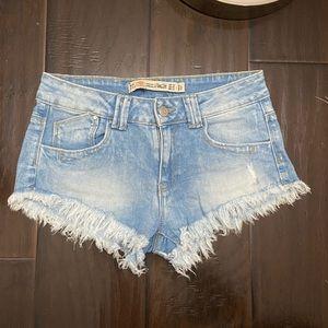 Zara short size 2